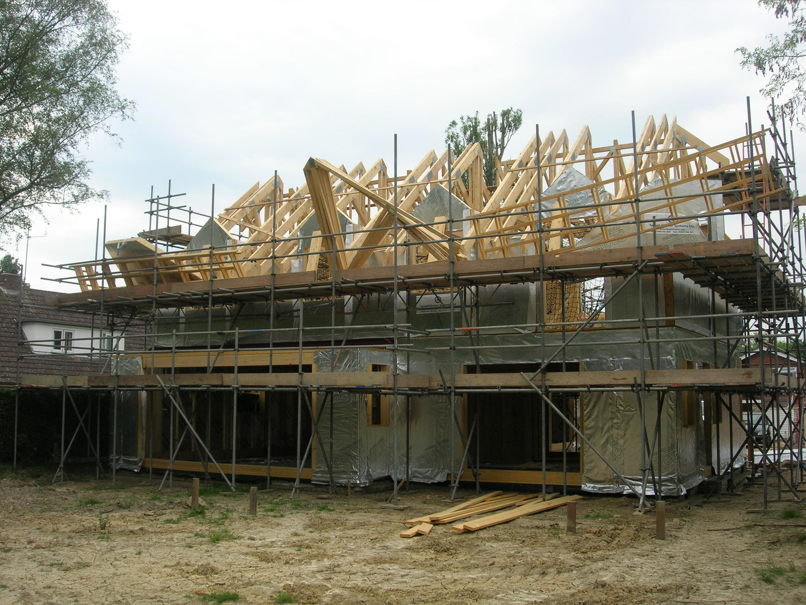 New home warranty insurance architect 39 s certificate for New home construction insurance