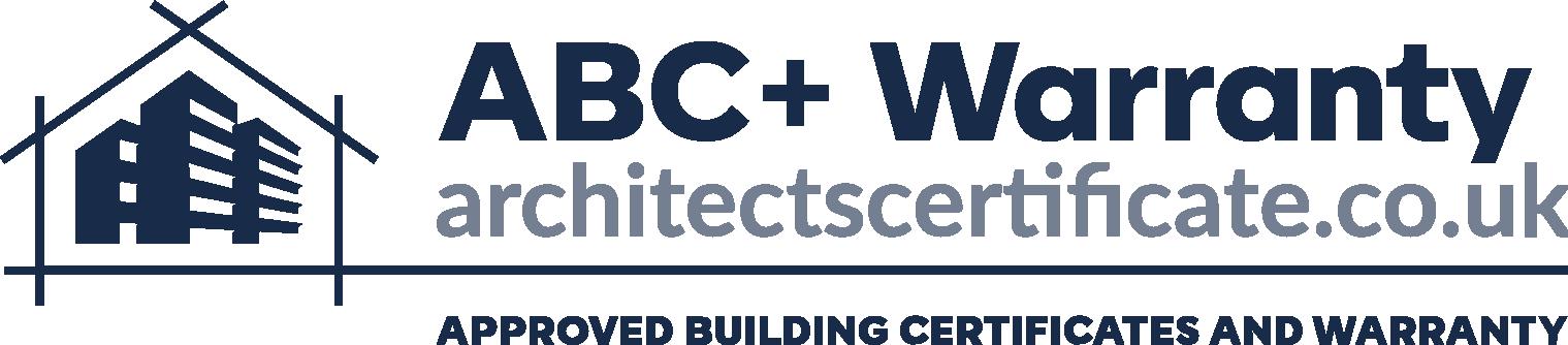 Architects Certificate & ABC+ Warranty
