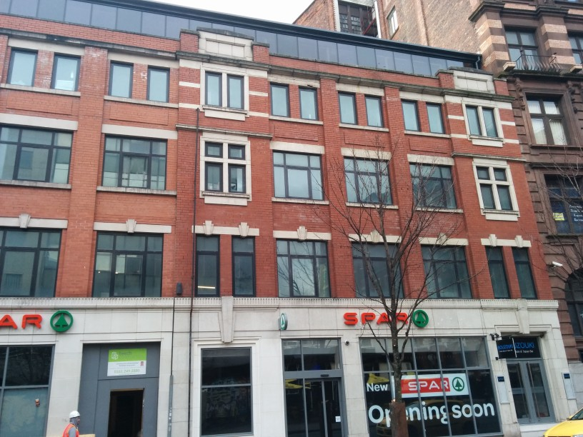 Conversion to create 35x New Apartments Manchester