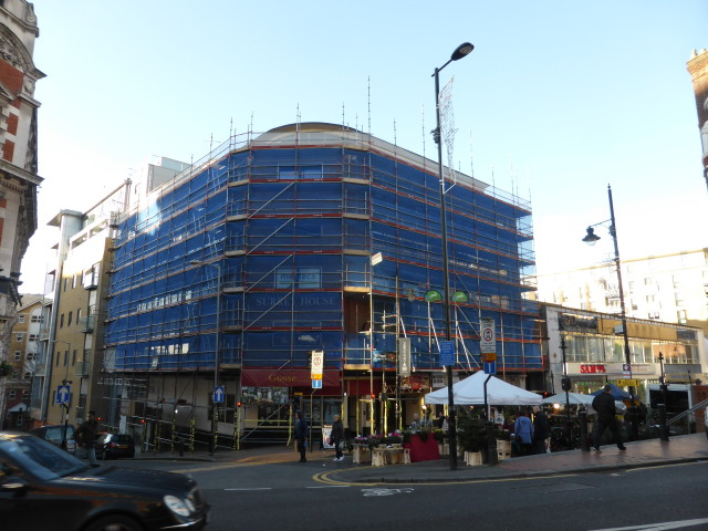 Conversion to create 30x New Flats Croydon
